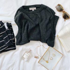 VNTG Yves Saint Laurent Cashmere Sweater Vest